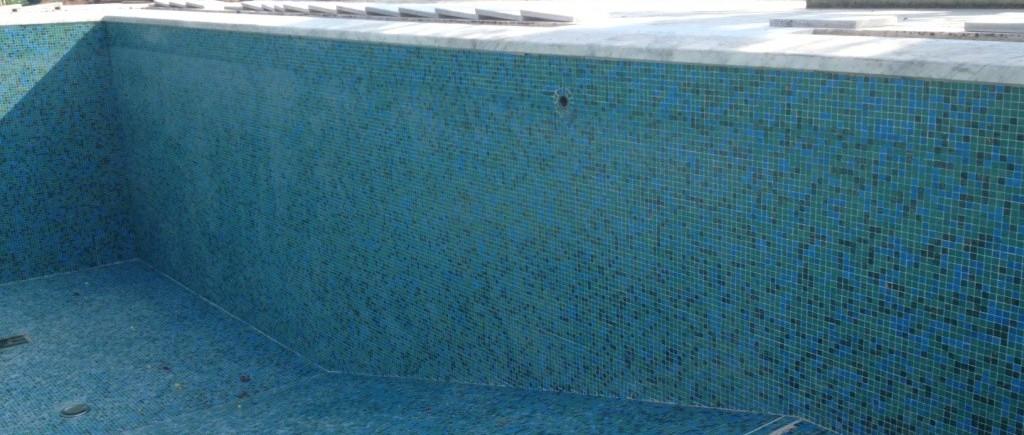 Impermeabilizazione fossa per piscine